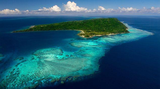 fiji island-aerial