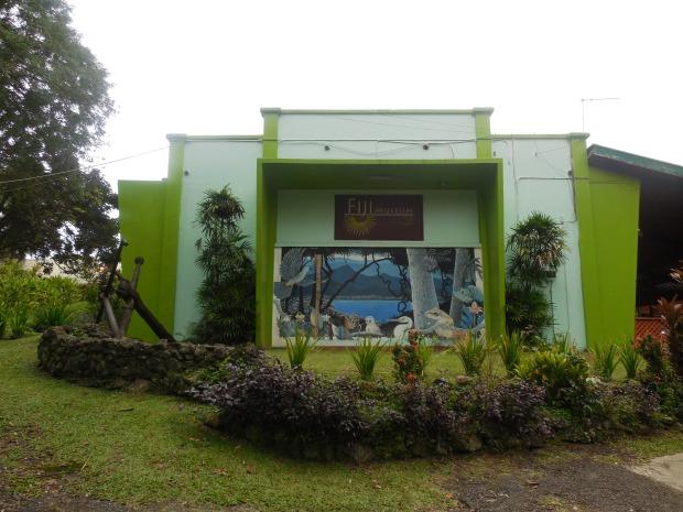 The Fiji museum